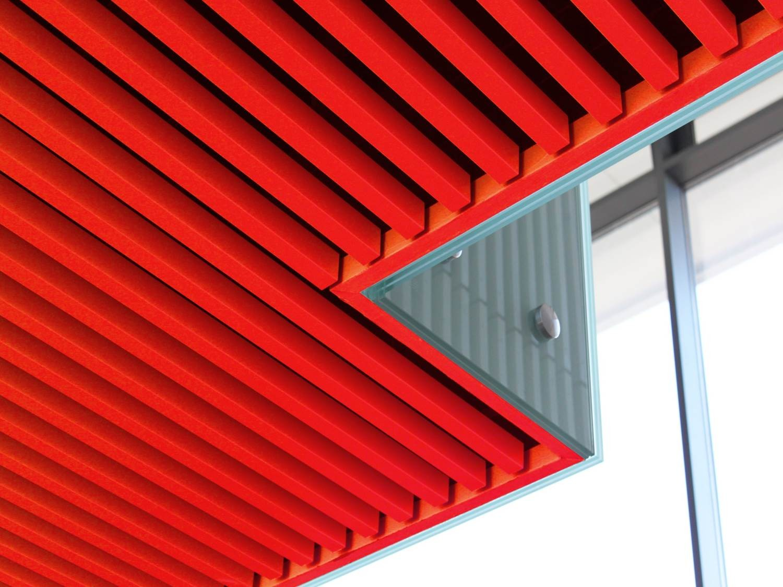 Colours, Panel open ceiling