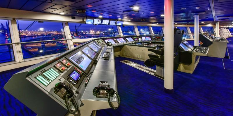 DAMPA Panels, fire & safety B-15 at a Cruiser