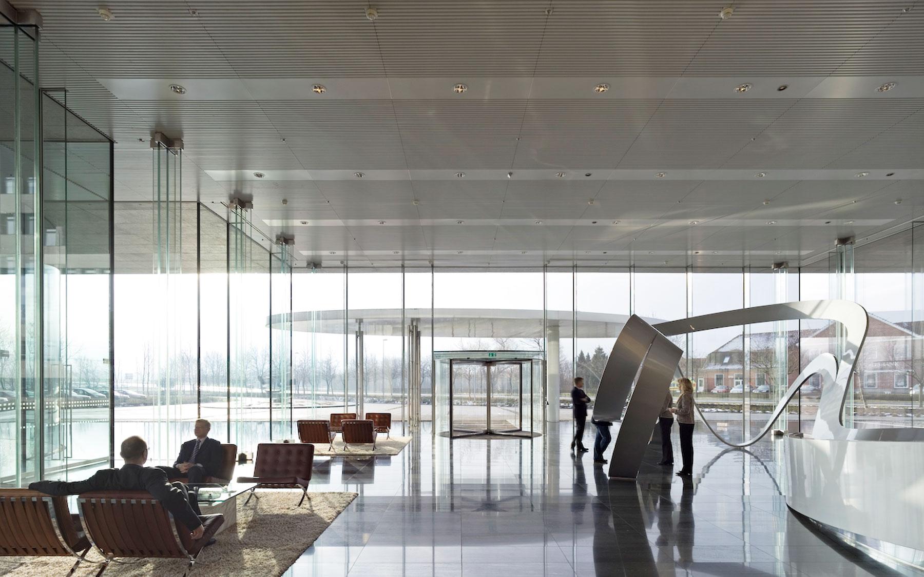 Danfoss, Interval panel