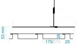 Construction hight, DCC-200/300