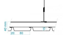 Construction hight, DAMPA 10 Panel