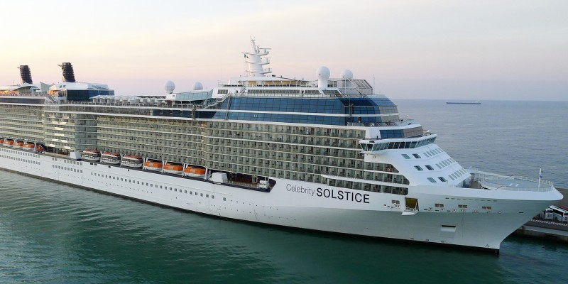 Celebrity Solstice, Cruise Ship