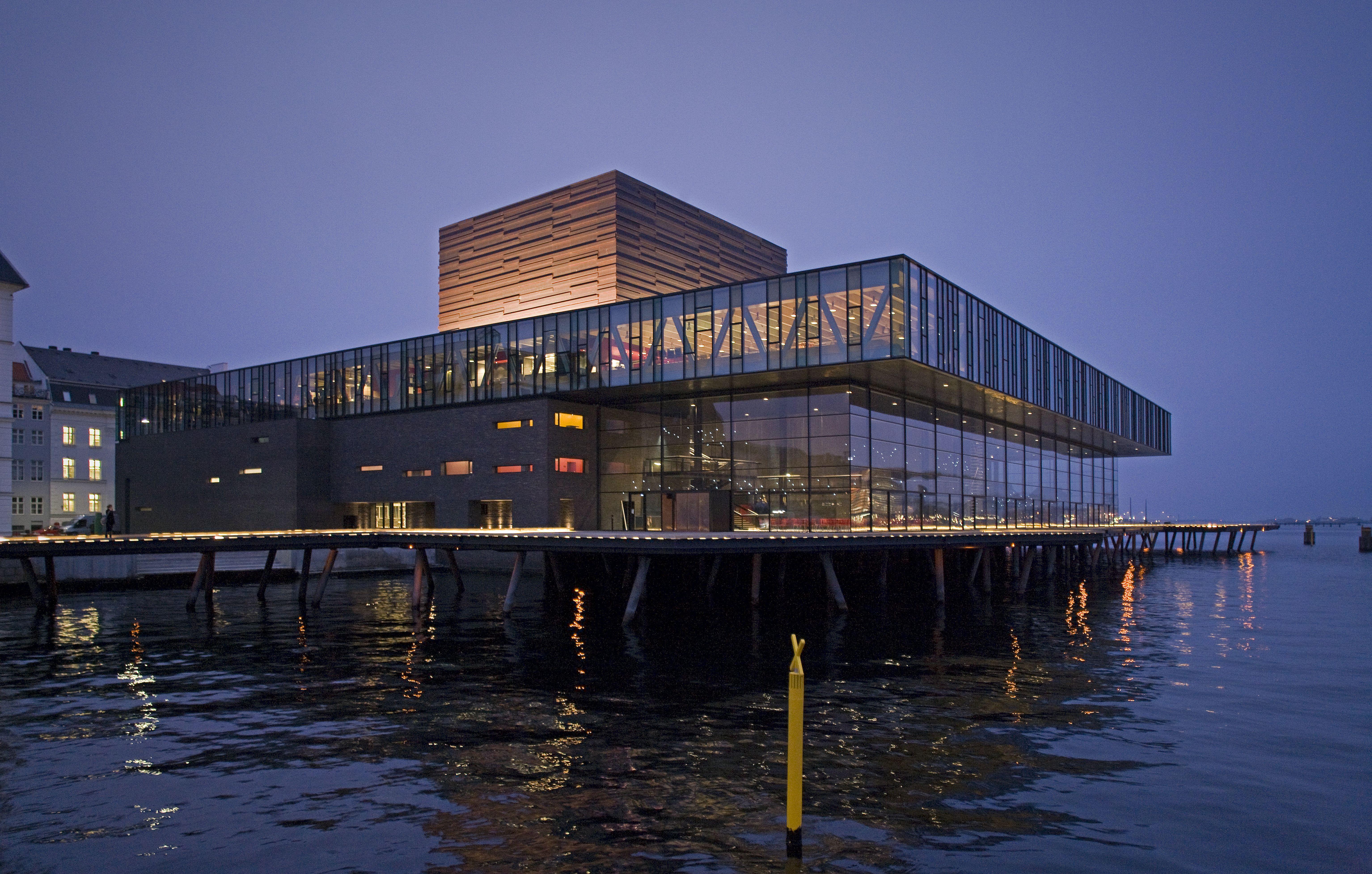 Opera Copenhagen Dampa