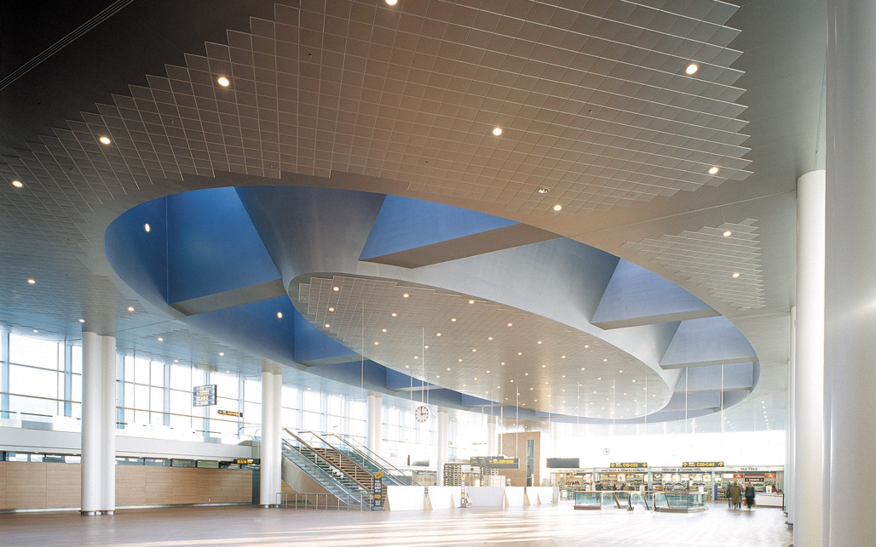 Products dampa clip in tiels copenhagen cph airport dome dailygadgetfo Choice Image