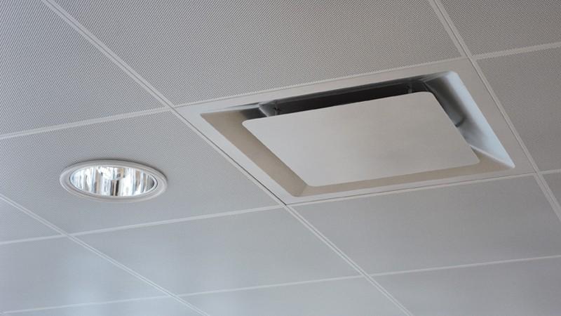 Ventilation, DAMPA Clip-in Tiles
