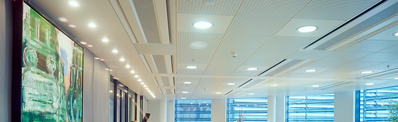 Improve interior climate with integrated solutions