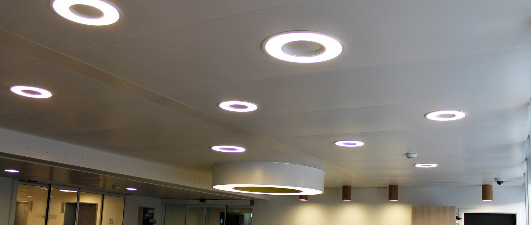 Light fitting & Design