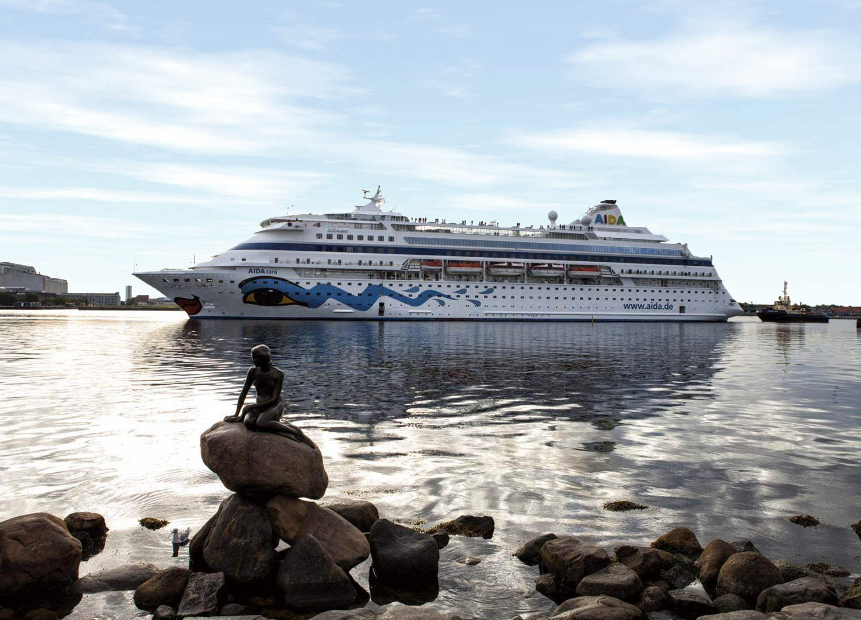 Marine ship, Copenhagen