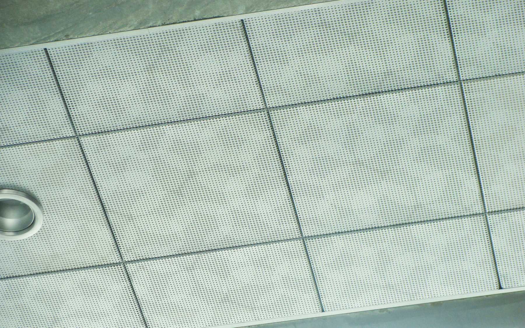 Tile, Perforation patterns