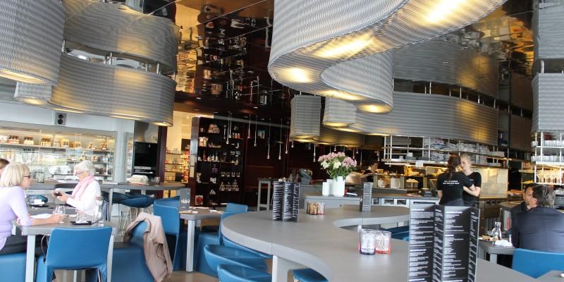 Sushi Bar Lyngby – Tiles anoidised