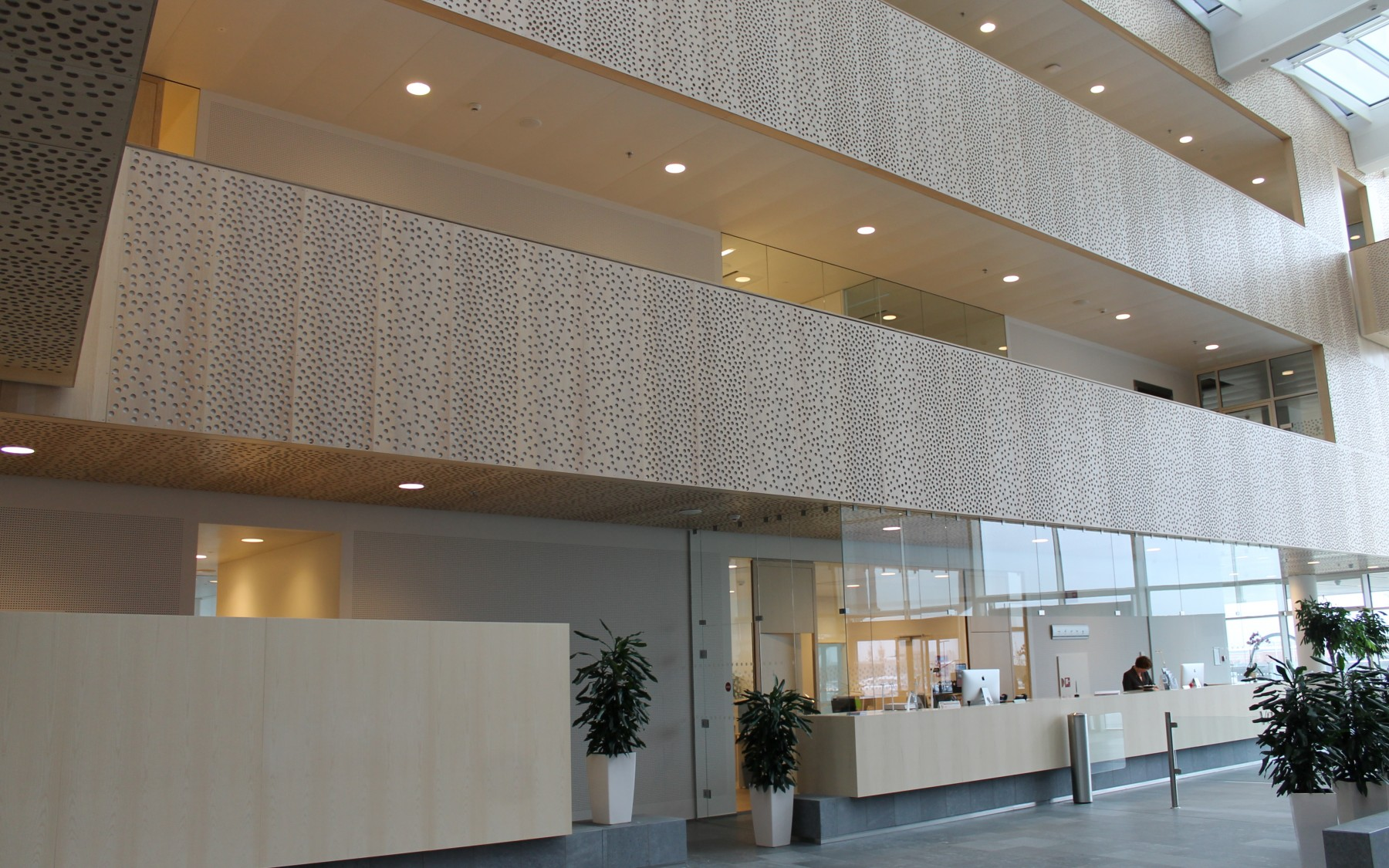 Vestas Headoffice, interior