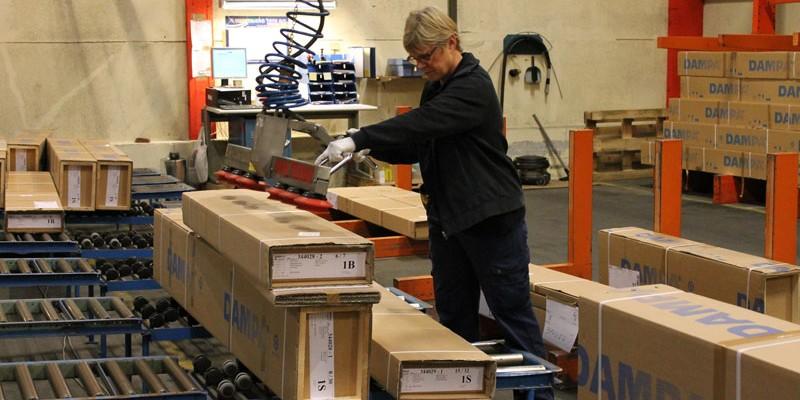 DAMPA manufacture, prodution, factory, fabrik