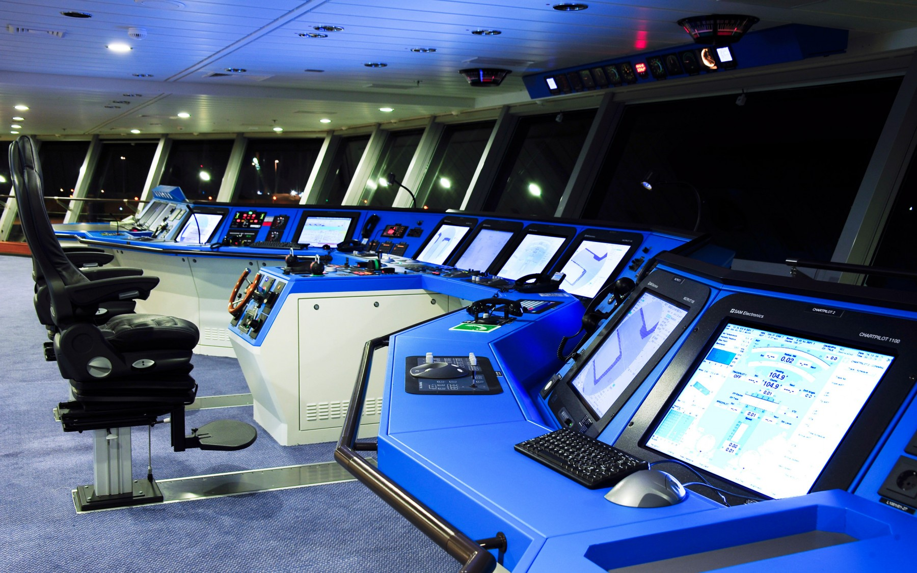 The Need For Speed - - Today's Fast Cruise Ships page 2
