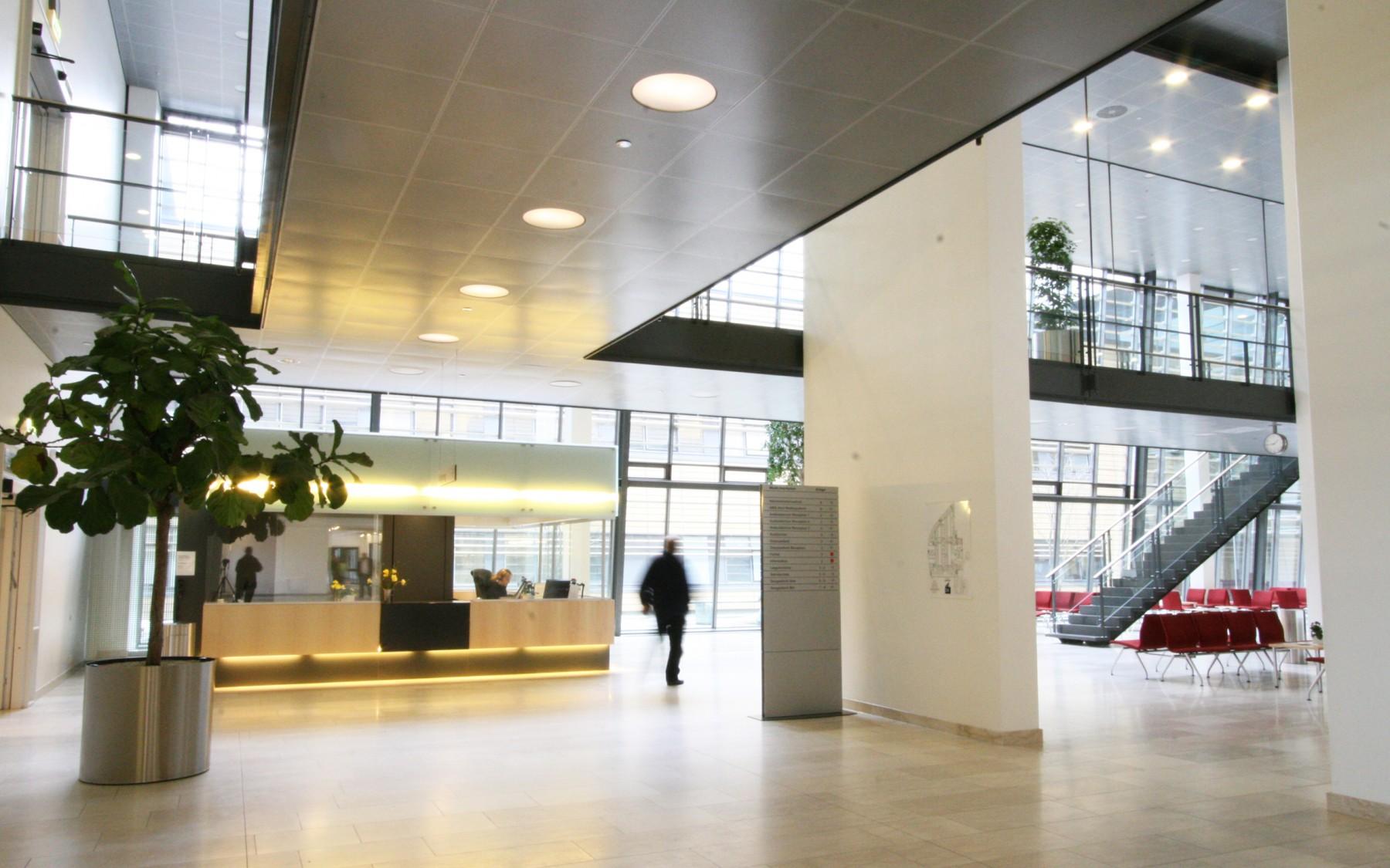 Medicinerhuset, Architects Friis & Moltke - kassette