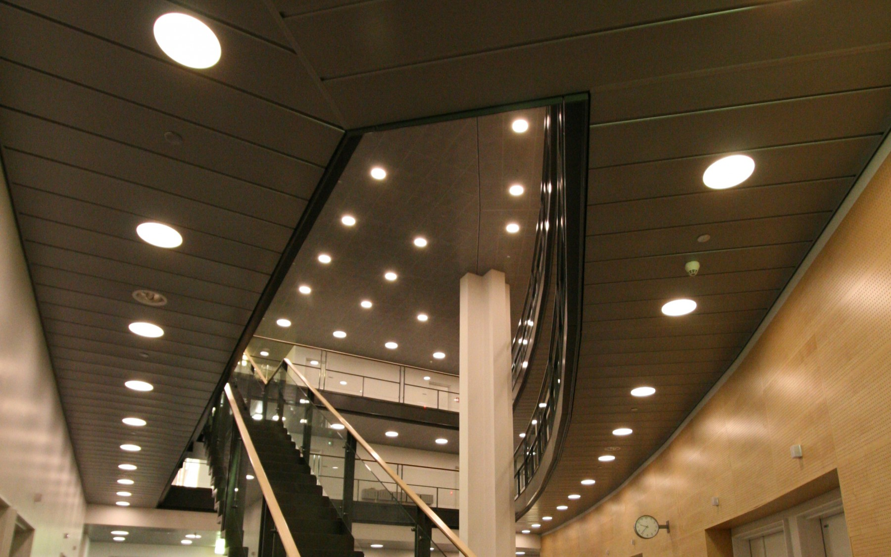 Medicinerhuset, Architects Friis & Moltke - Panel